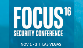 Focus 16 Cyber Security Conference